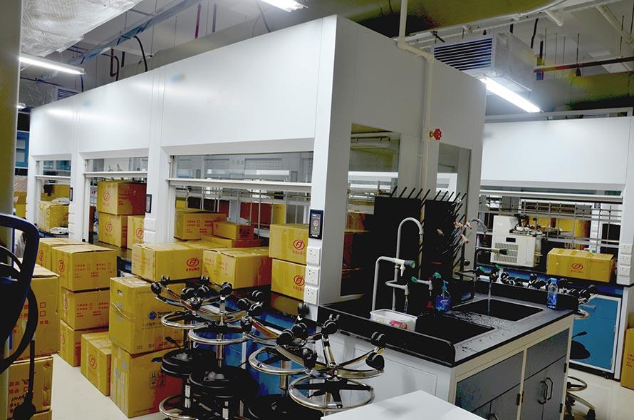 邛崃实验室搬迁