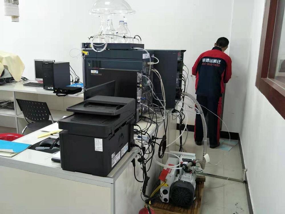 河南实验室搬家