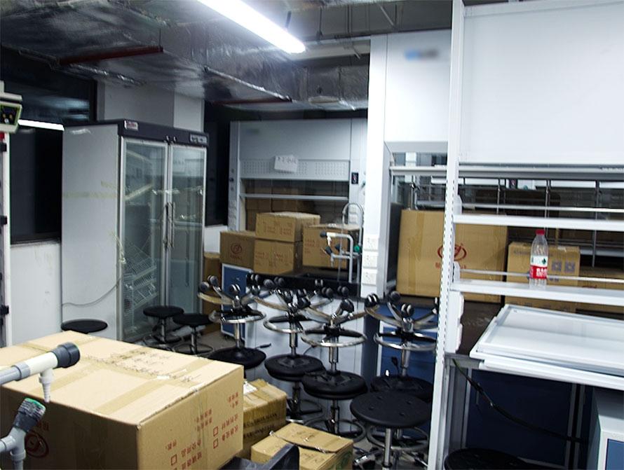 醴陵实验室搬迁