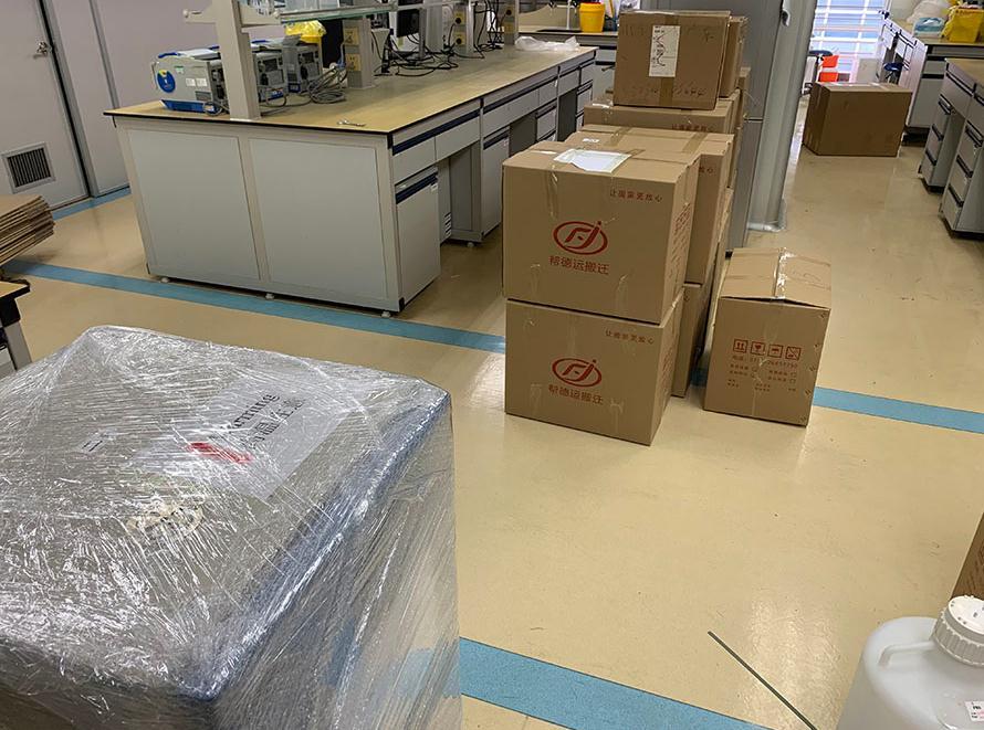 丹东市实验室设备搬迁